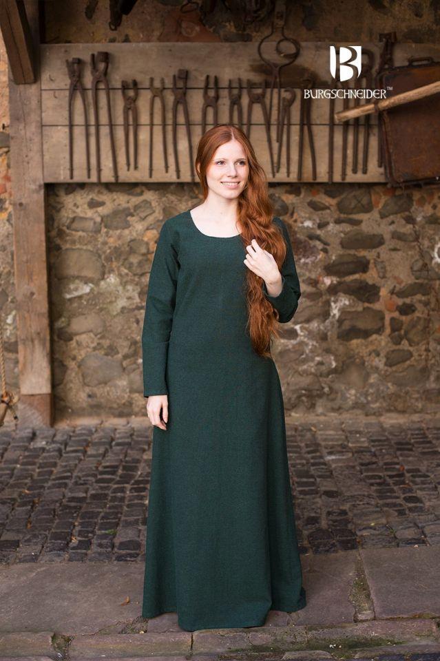 Surcot Freya en vert 2