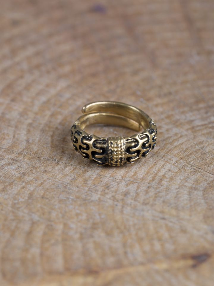 Bague Viking Falster en bronze 2