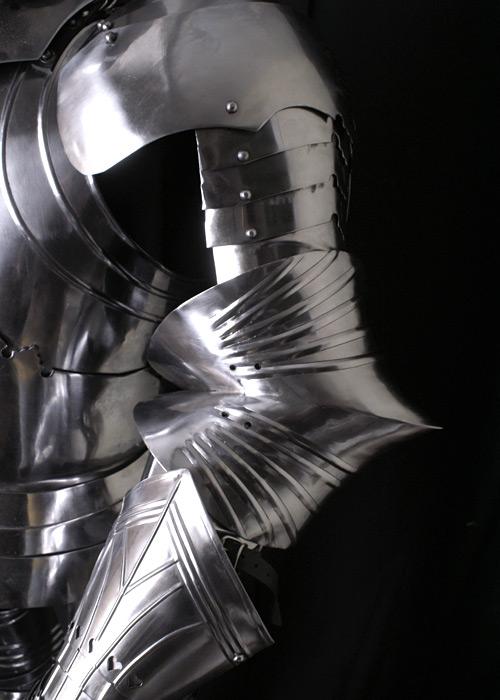 Armure Gothique 2
