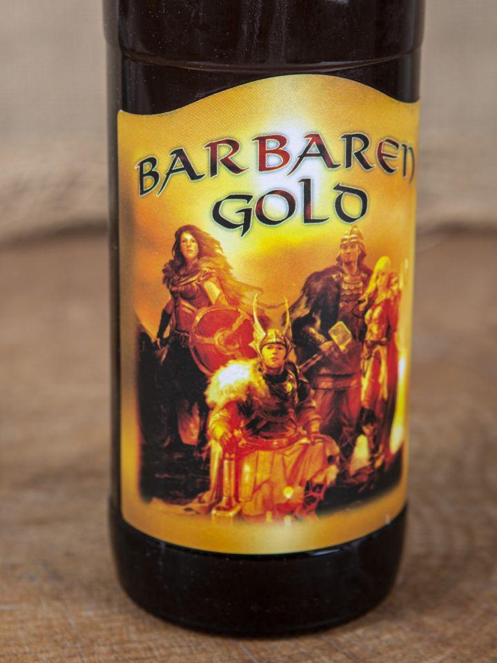 Bière Or barbare 2