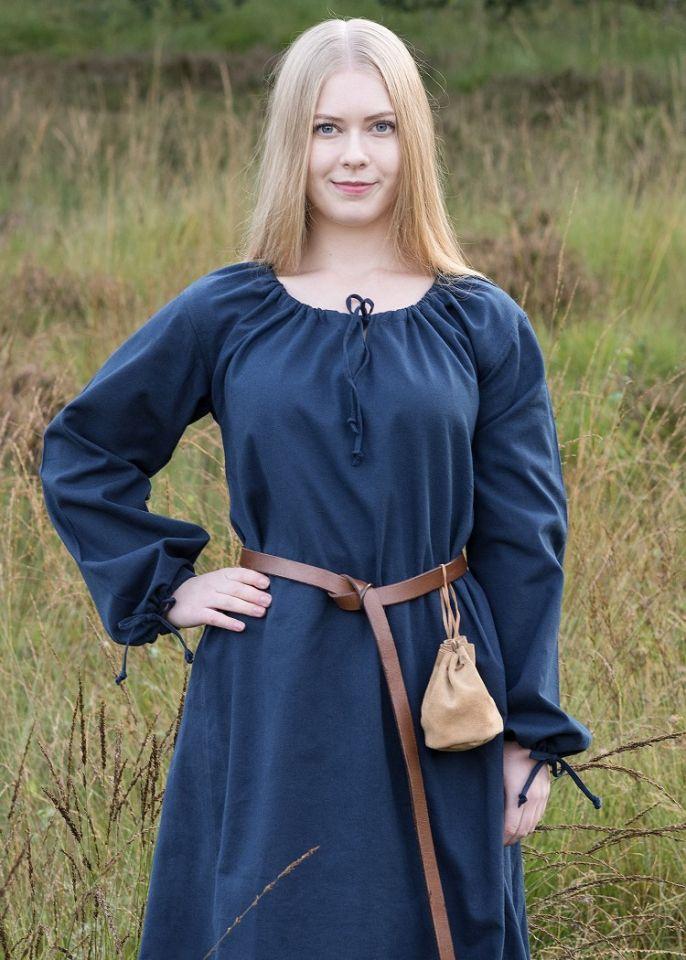 Robe Mara bleue XL 2
