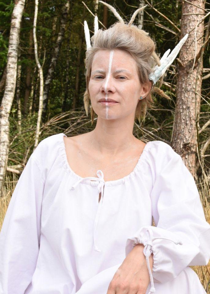 Robe Mara blanche 2