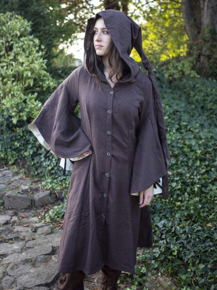 Manteau de magicien en coton 2