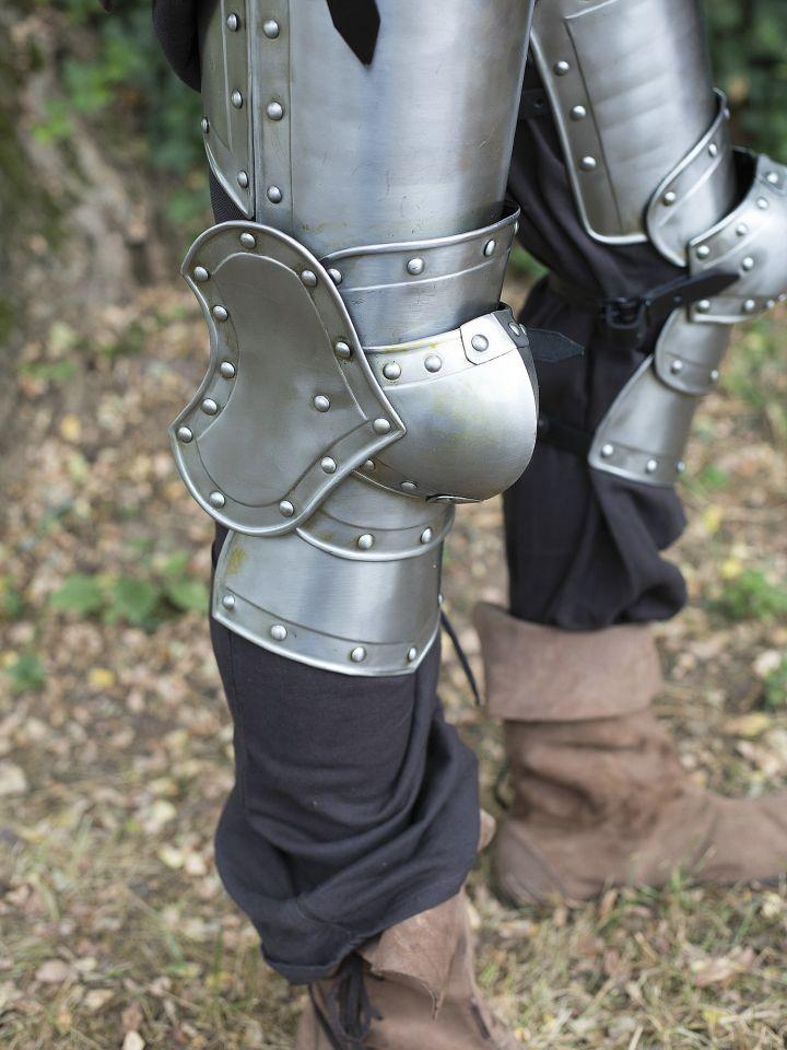 Cuirasse de jambe Balthazar 2