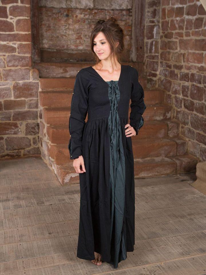 Robe médiévale bi-matière S 2