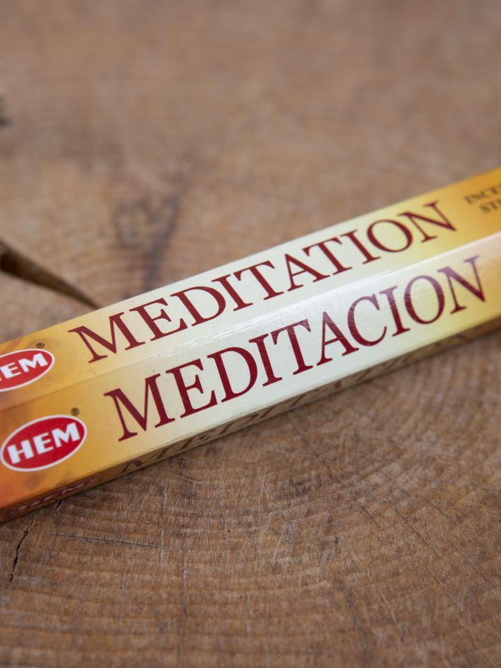 Encens Méditation 2