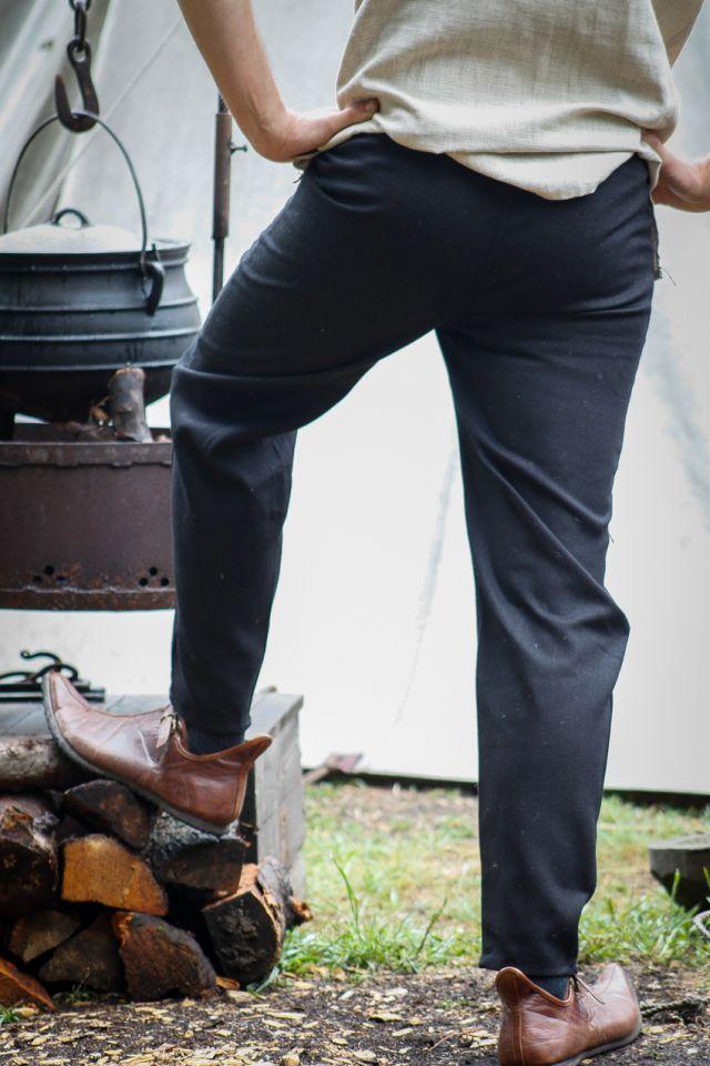 Pantalon Rubus noir S 2
