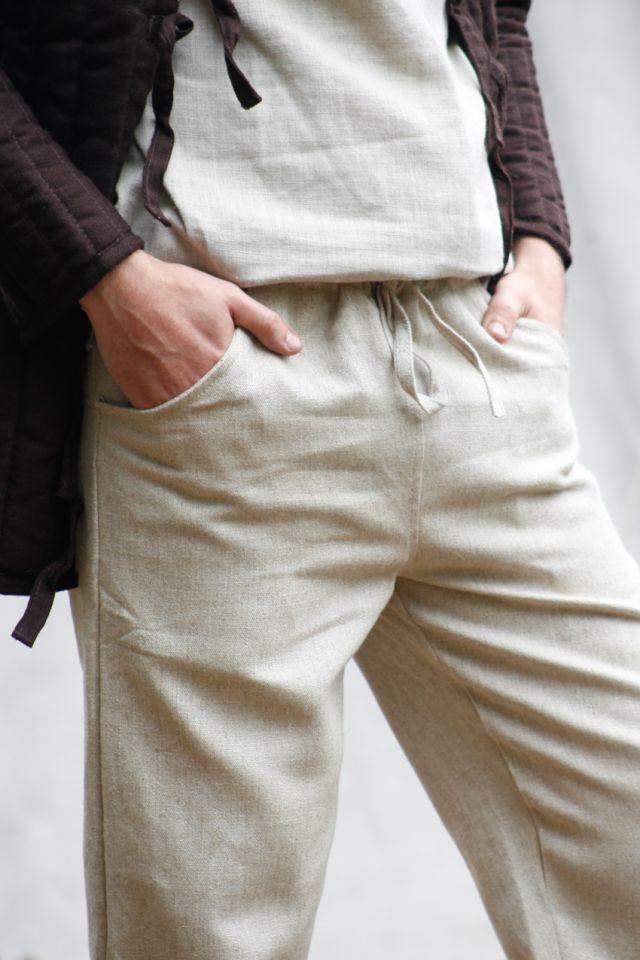 Pantalon Rubus marron 2