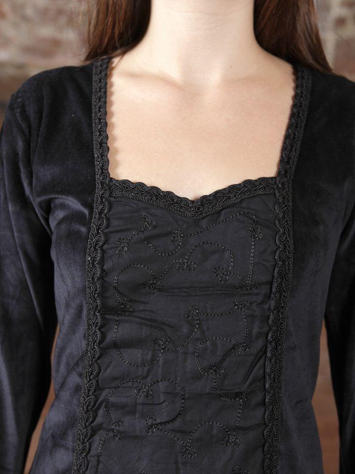 Robe de velours 2