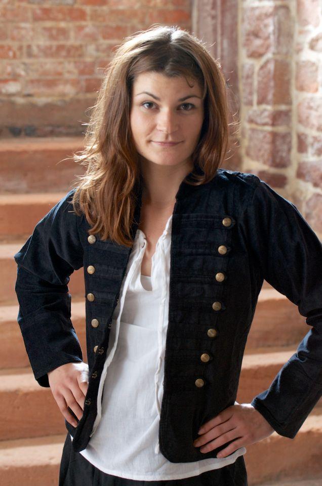 Veste d'uniforme pour femme 2