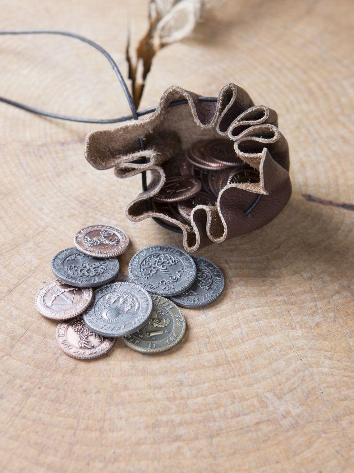 Pièces de monnaie GN Elfes 2