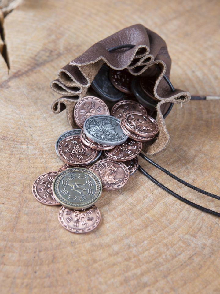 Pièces de monnaie GN Onde 2