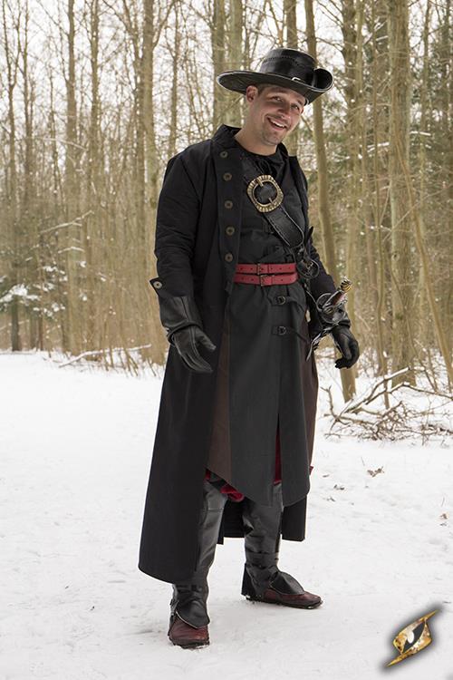Manteau de Cocher 2