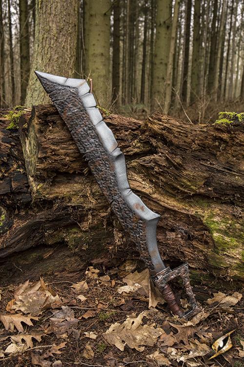Lame Ork pour GN, 100 cm 2