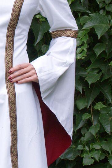 Robe médiévale de soirée S 2