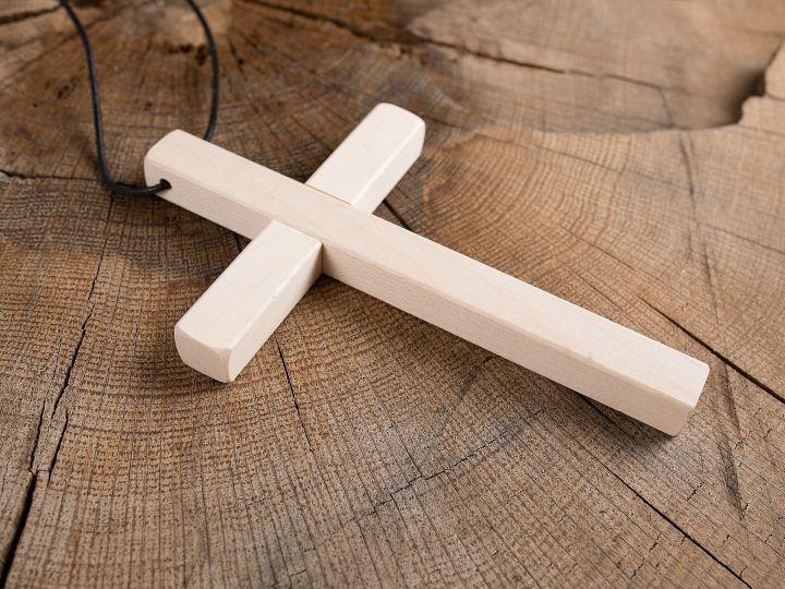 Croix en bois 2