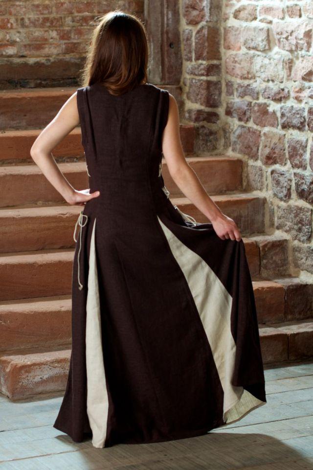 Robe sans manches XL 2