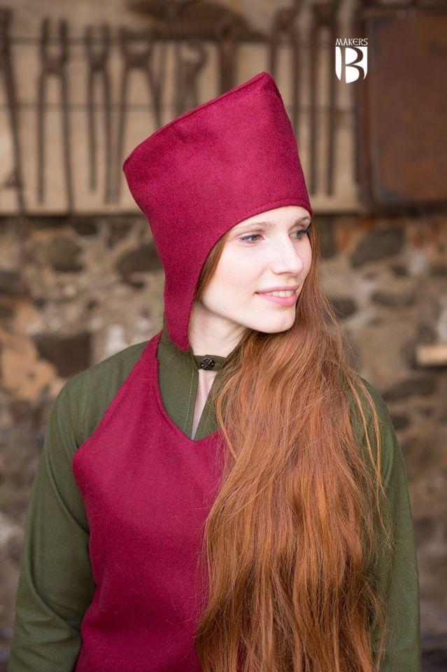 Chapeau Adis rouge XS 2