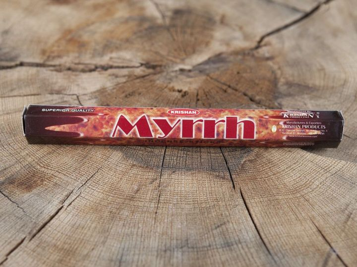 Encens Myrrhe 2