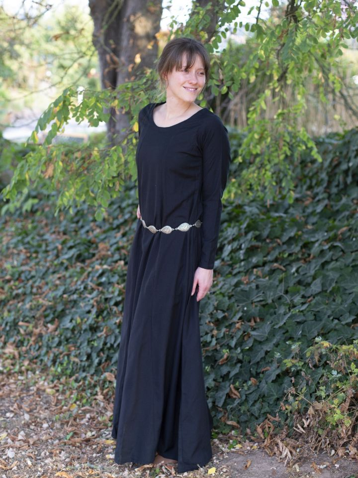Sous robe en noir 2