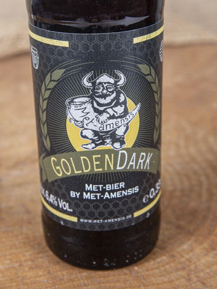 """Bière au miel """"Golden Dark"""" 2"""