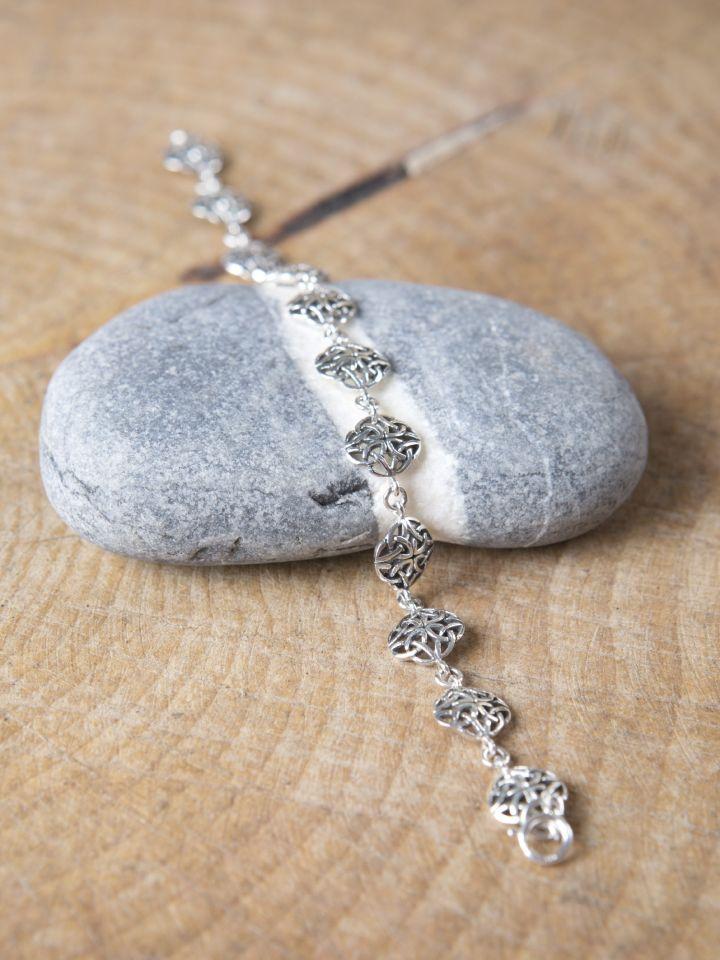 Bracelet à motifs celtiques 18,5 cm 2