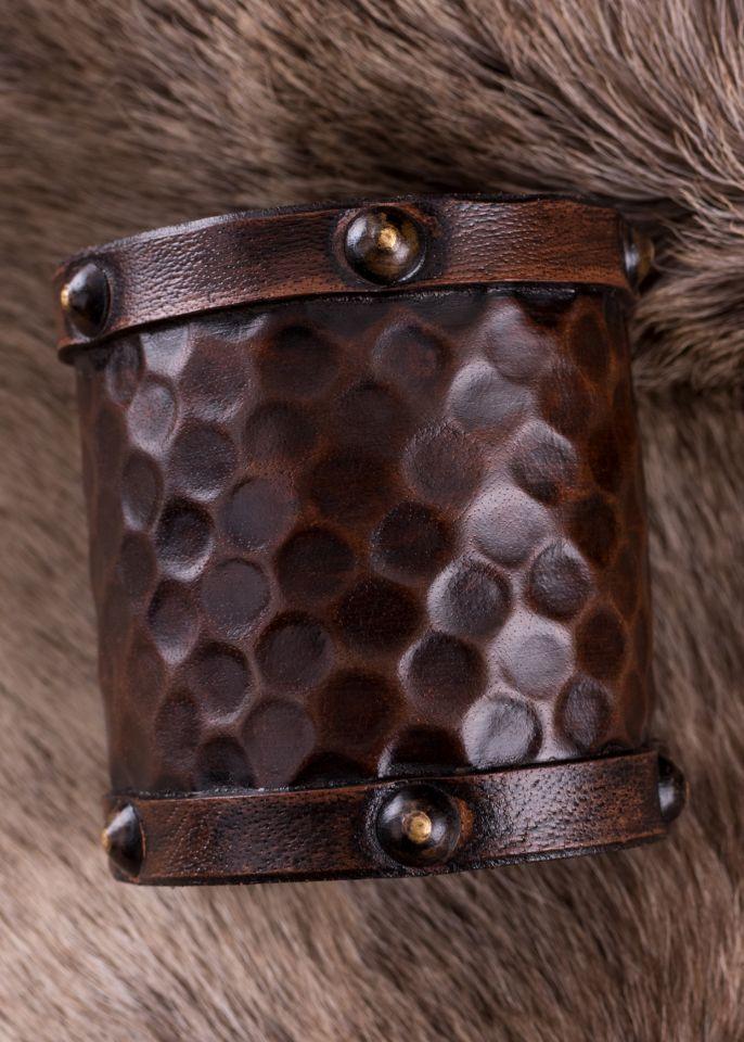 Protège-bras simple en cuir, petit modèle 2