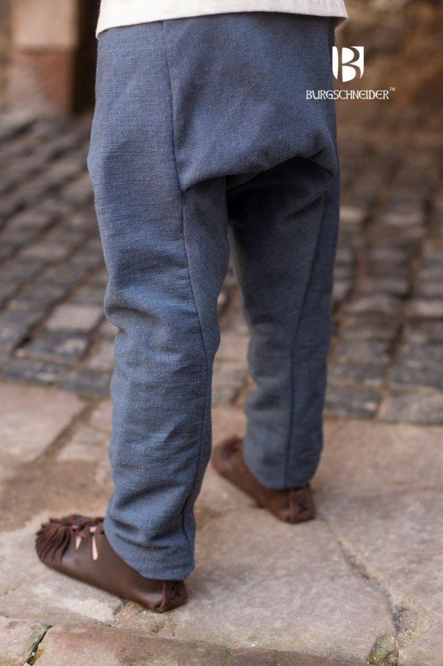 Pantalon pour enfant Ragnarsson, gris 128 2