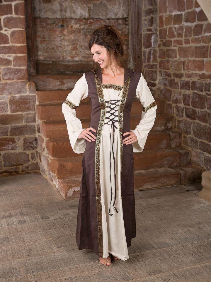 Robe Capuche bicolore L/XL 2
