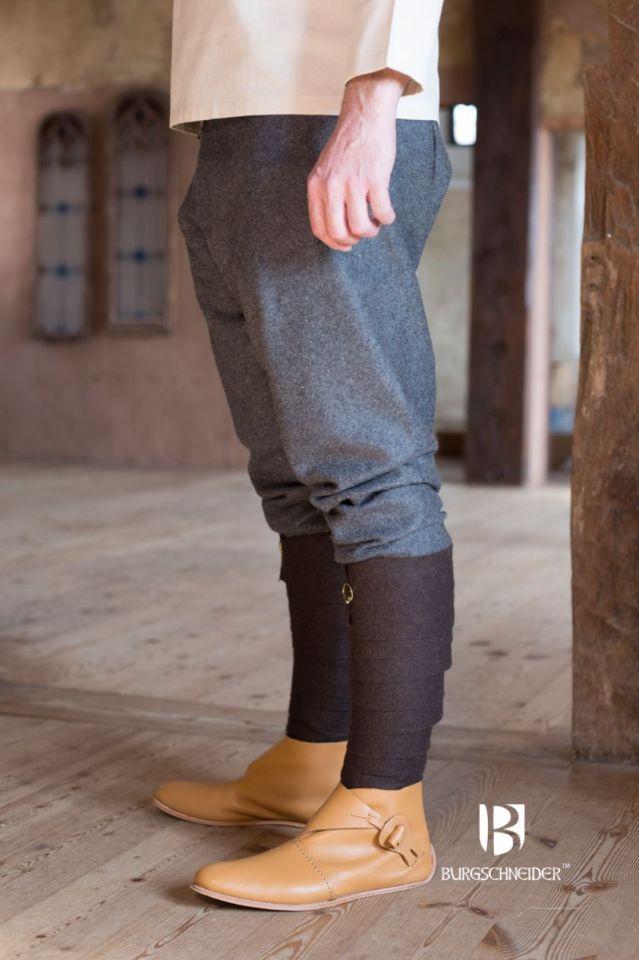 Pantalon Viking Fenris en gris L 2