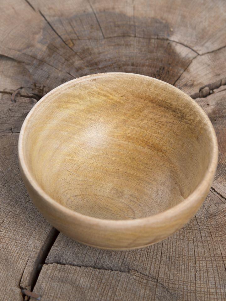 Bol en bois de 15 cm 2