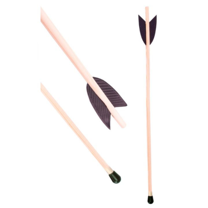 Flèche en bois de rechange 2