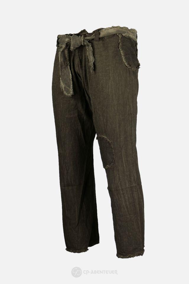 Pantalon Buri vert 2