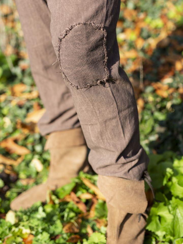 Pantalon Buri marron 2