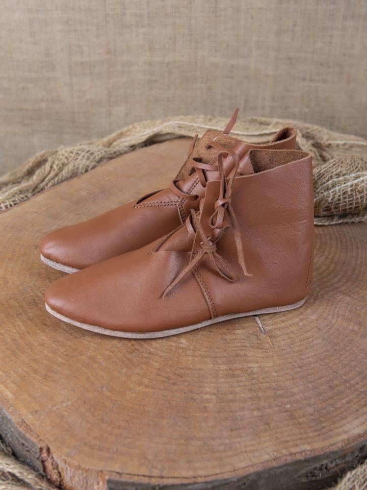 Chaussures médiévales à lacets pour enfant 2