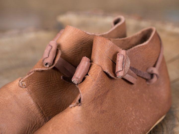 Chaussures Viking du 7ème au 12ème siècle 2