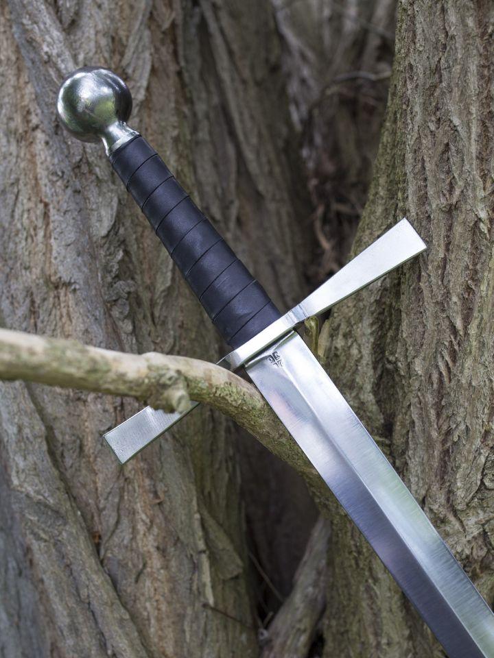 Epée à une main avec pommeau boule 2