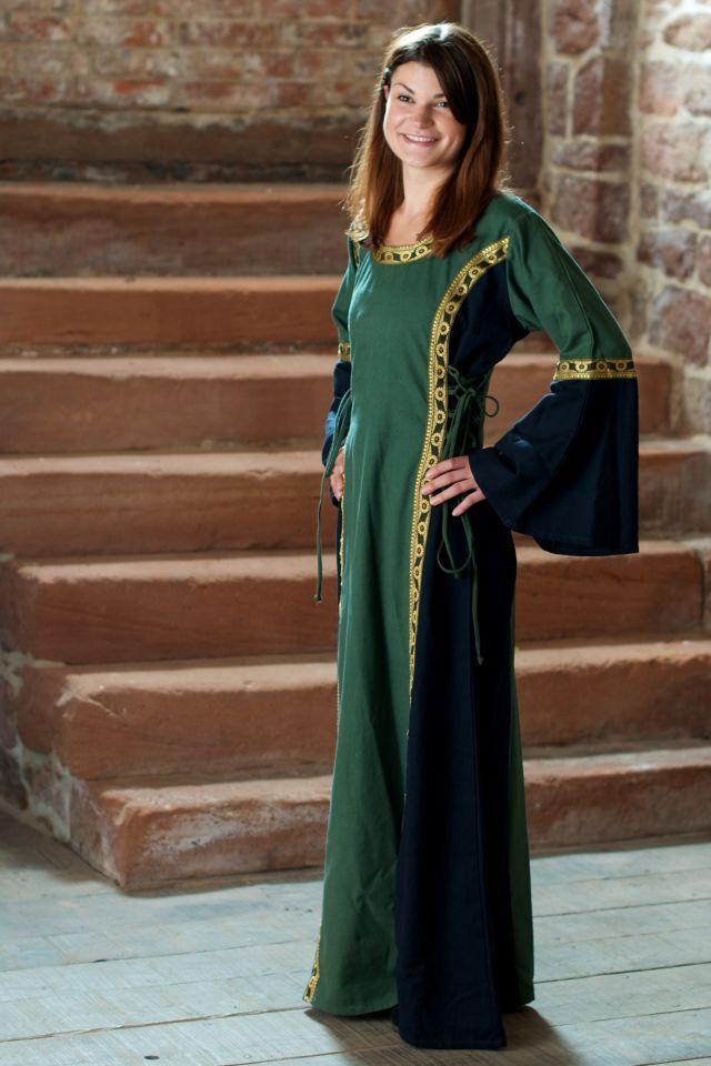 Robe médiévale Clarisse 2