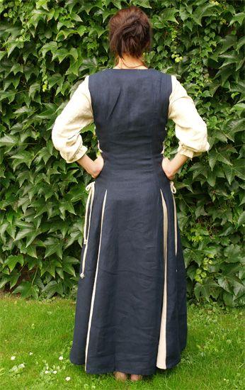 Robe sans manches S 2