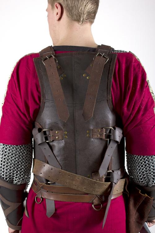 Armure Viking en cuir 2