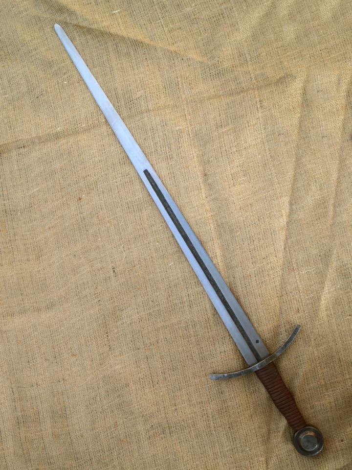 Épée à une main avec pommeau à disque SK-A 2