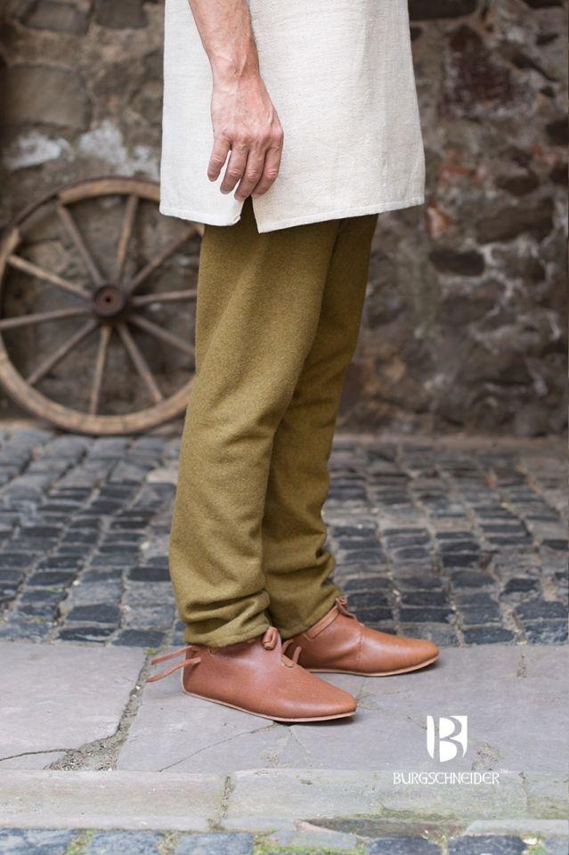 Pantalon Viking Fenris en vert 2