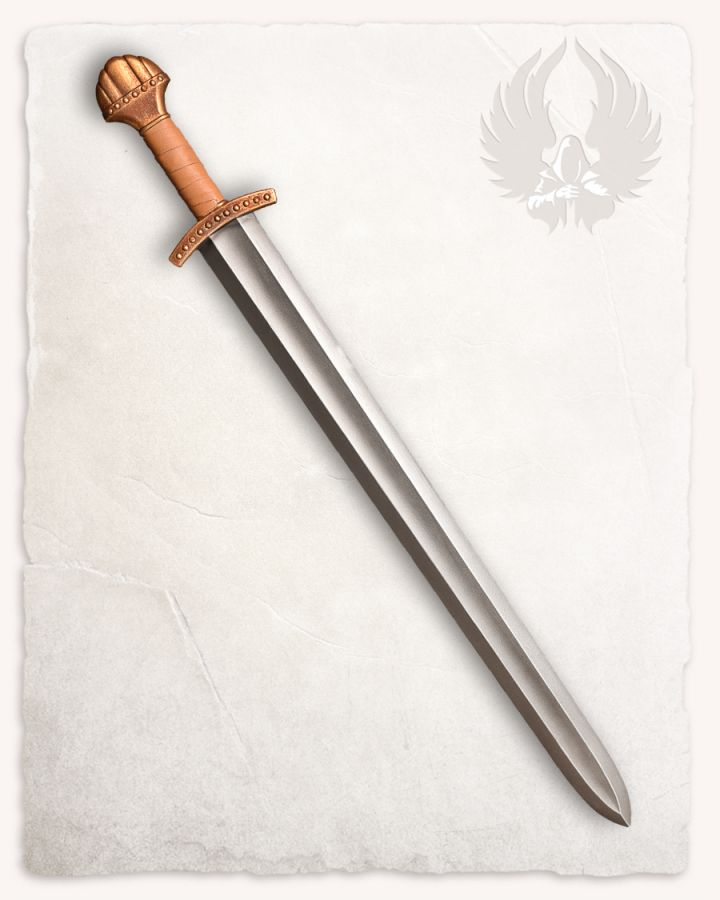 Épée longue de Fida acier 2