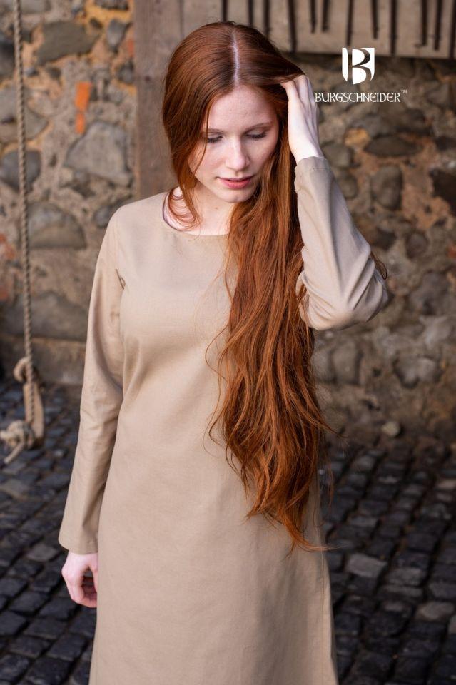 Surcot Freya couleur chanvre 2