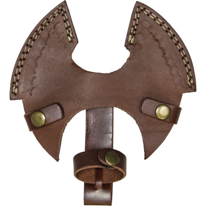 Hache Viking à double  tranchant 2