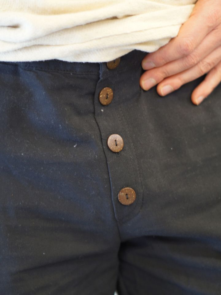 Pantalon Kergon noir 2