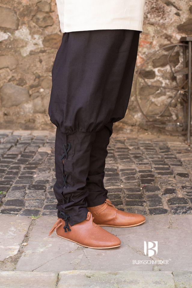 Pantalon bouffant Wigbold en noir M 2