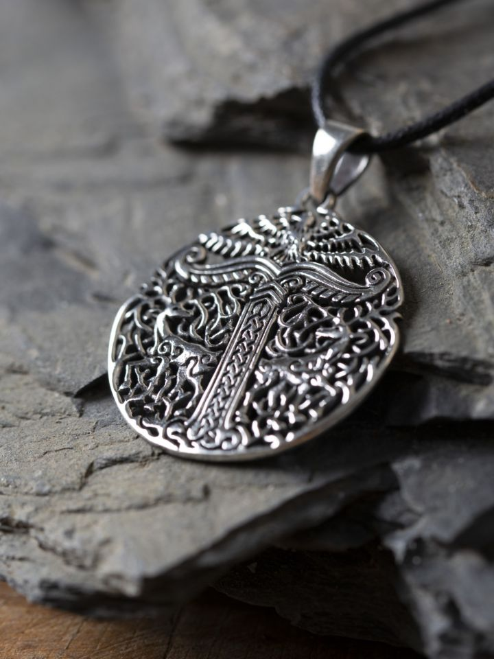 Pendentif Amulette Irminsul 2