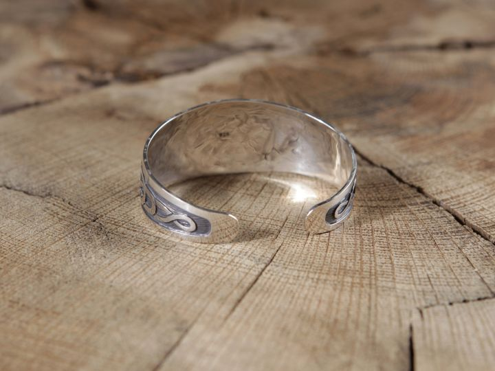 Bracelet en argent 2