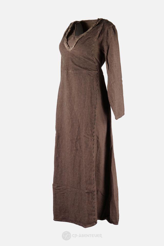 Robe Lagertha en marron 2